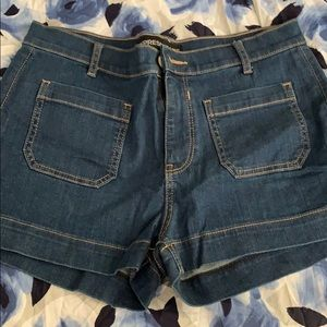 Express size 10 Jean shorts